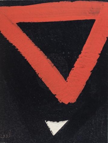 Al Held Untitled #6,1959