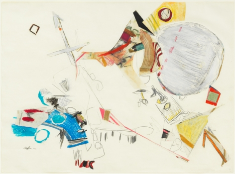 Eva Hesse No title, 1962