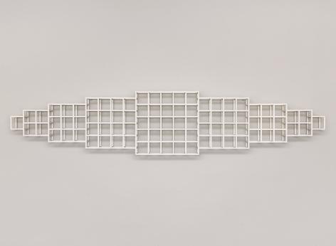 Sol LeWitt Modular Wall Structure, n.d.