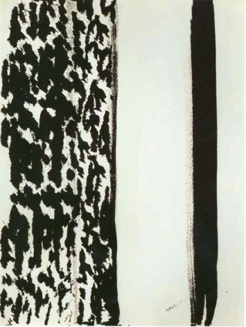 Barnett Newman Untitled, 1960