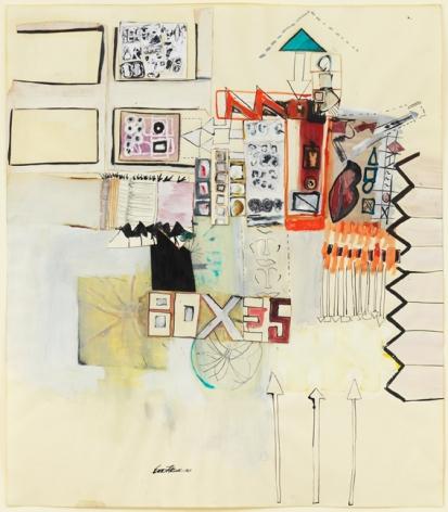 Eva Hesse Boxes,1964