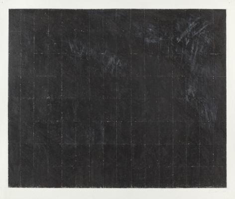 Brice Marden,Untitled, 1968.