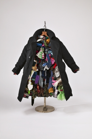 Charles LeDray Overcoat, 2004
