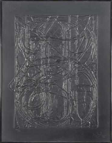 Jasper Johns 0 Through 9, 1970