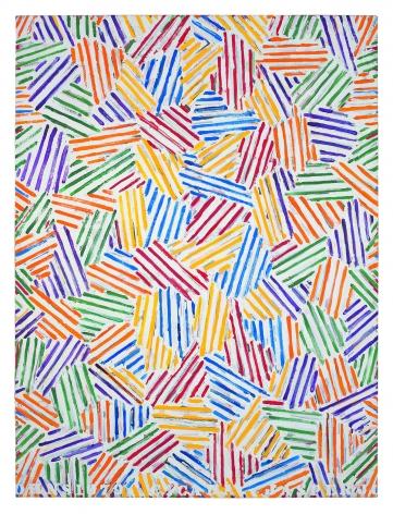 Jasper Johns, Cicada, 1979
