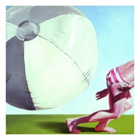 ANDERSON-Benjamin_Plastic World_oil on canvas_68x68