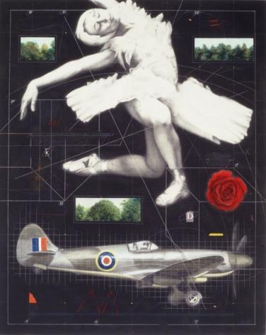 PICCILLO-Joseph_Untitled_mixed media on canvas_60x48