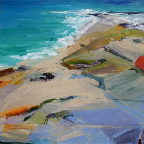 RAINFORTH, Barbara_Viridian Tides V_36x36
