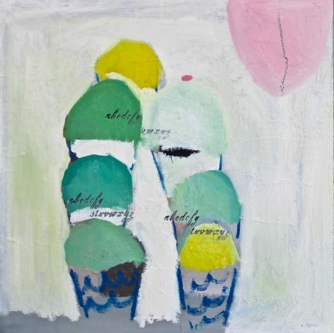 HOGARTH LAFAYE-Delphine_Taste of summer_OC_24x24
