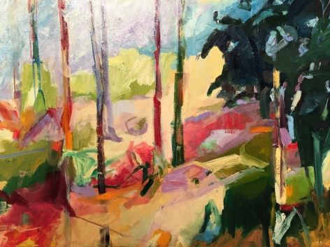 RAINFORTH, Barbara_Edge of Spring_36x48_s
