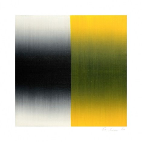 FREEMAN-Eric_Shift (Yellow)_archival pigment inks with varnish on paper_23x23 inches (paper)_18x18 inches (image)