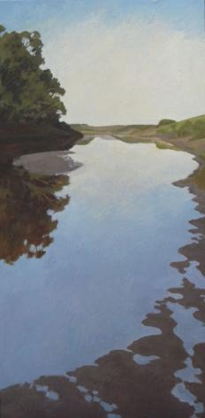STRASBURG-Nicole_Morning-Estuary_48x24