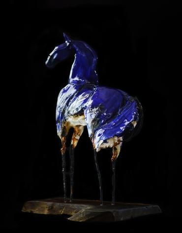 DAHL, Carl_Blue Horse_s