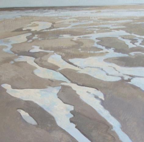 Strasburg-Nicole_Reflecting_Pools_oil on panel_36x36