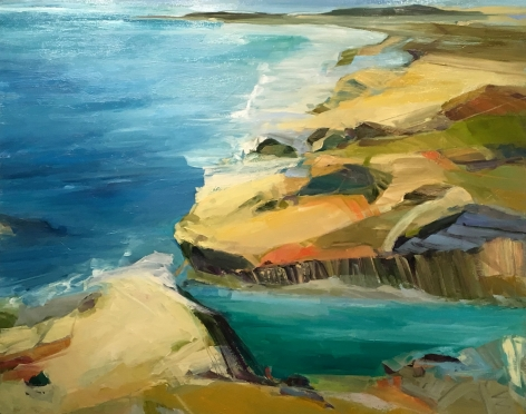 RAINFORTH, Barbara_Baja Bay_42x52
