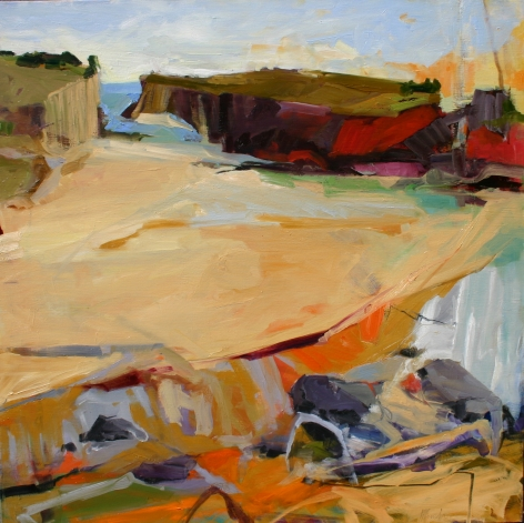 RAINFORTH, Barbara_Spring Shores_36x36_s