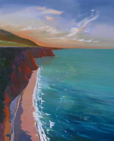 MAXON-John_Swirl_oil on canvas_60x48 inches