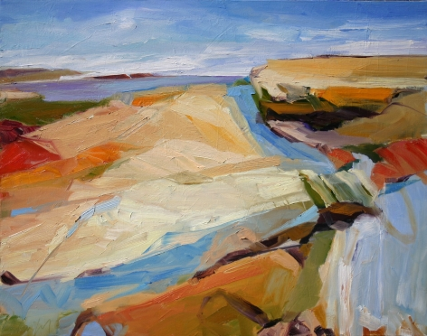RAINFORTH, Barbara_Oceans & Rivers_22x28_s