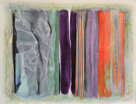Stephanie-WEBER_Unfolding A_mixed media_24x36 inches