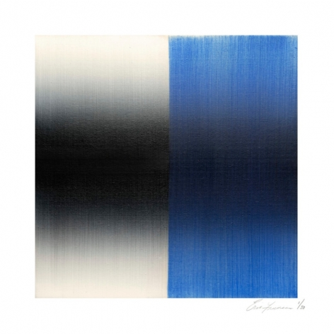 FREEMAN-Eric_Shift (Blue)_archival pigment inks with varnish on paper_23x23 inches (paper)_18x18 inches (image)