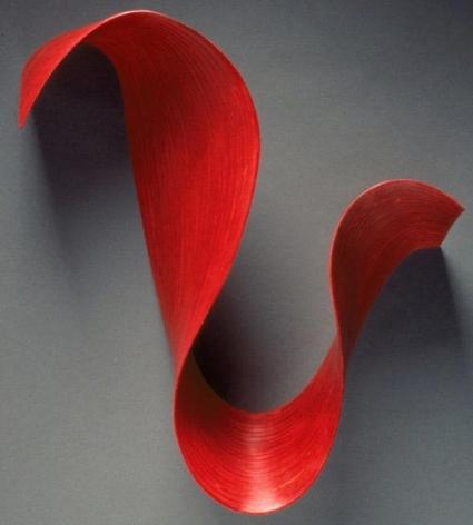 SANSOM REYNOLDS-Nancy_Red_Twist_31x30
