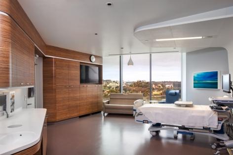 Bill Rastetter_Ocean 17_Patient room_photography