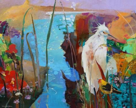 MAXON-John_Goldy_oil on canvas_48x60 inches
