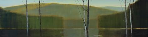 PENTAK-Stephen_VIII.IV_oil on panel_18x72