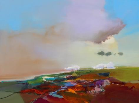 MAXON-John_Cloud_oil on canvas_36x48 inches