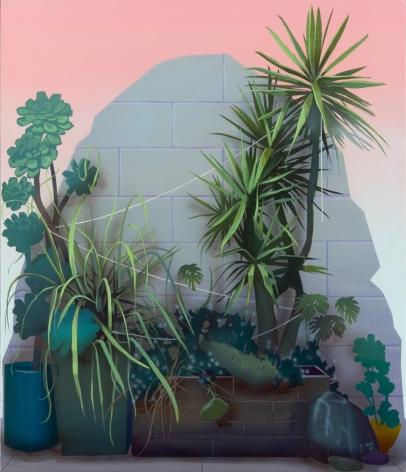 MINERVINI-Robert_Succulent Garden_42x36