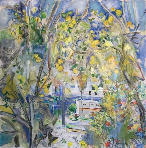 BROOKS-Neil_Lemon-Tree_60x60_oil-panel_s