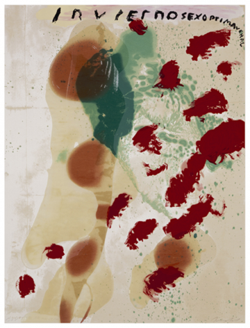 SCHNABEL-Julian_Inviernosexoprimaveral_17-color silkscreen with poured resin_40x30 inches