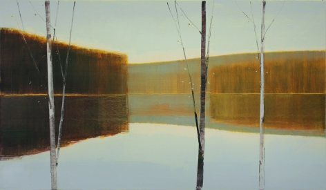 PENTAK-Stephen_VIII.VII_oil on panel_40x68