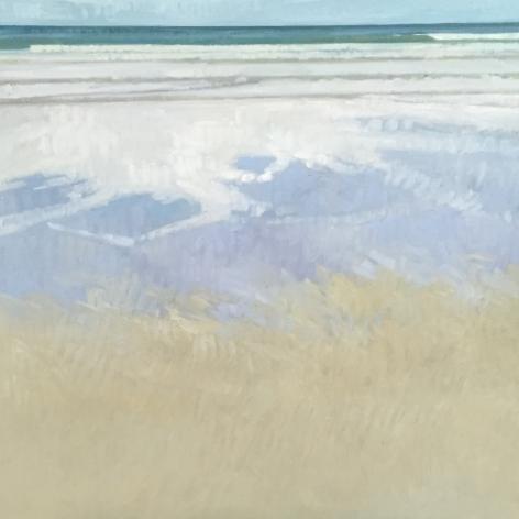 STRASBURG-Nicole_Summer-Shoreline_24x24