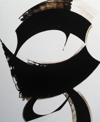 BROWN, Charley_Untitled, Intersection #6_66x54