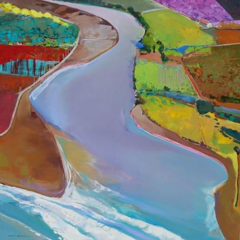 MAXON-John_Inter_oil on canvas_48x48