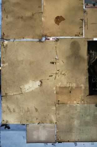 Genesis Báez,Untitled (Tape),2018. Archival pigment print, 24 x 16 inches.