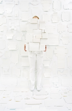 Lost in my Life (inside out boxes2), 2013, archival pigment print,34 x 24 inches,60 x 40 inches, or 90 x 60 inches.
