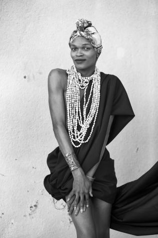 Zanele Muholi,Yaya Mavundla, Parktown, Johannesburg,2013. Gelatin silver print.