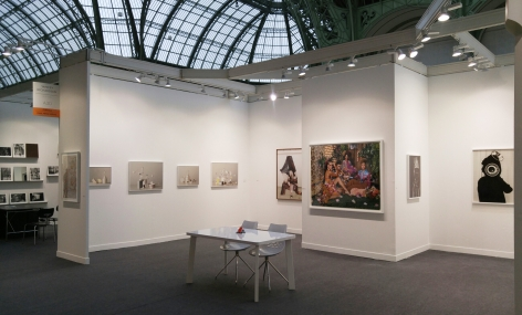 Booth A30, Installation View.