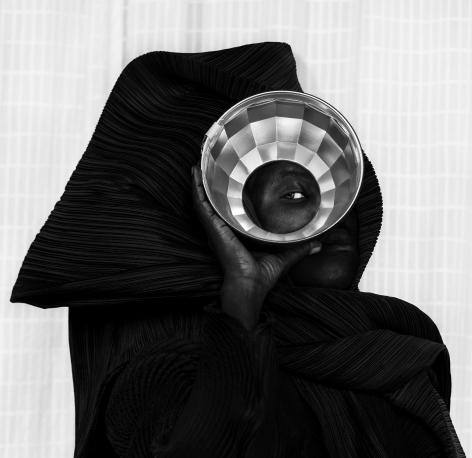 Zanele Muholi,Bester IX, Philadelphia,2018. Gelatin silver print, 23 5/8 x 24 3/8 inches.