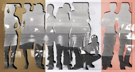 Fluid,2019. Archival pigment print, 50 x 93 inches.