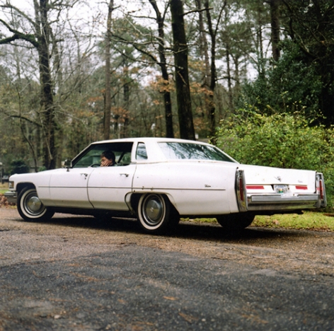 Cadillac,2003, chromogenic print, 20 x 20 inches, edition of 10; 50 x 50 inches, edition of 6