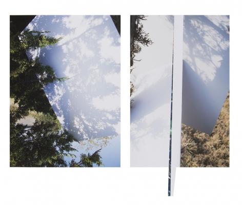 LC18_266, 2018. Archival pigment prints, 21 x 26 1/4 inches.
