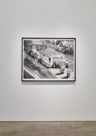 Southby Mark Steinmetz, installation image.