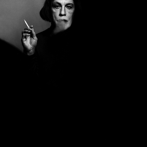 Victor Skrebneski / Bette Davis, Actor, 08 November (1971), Los Angeles Studio, 2014, Archival pigment print, 19 x 19 inches