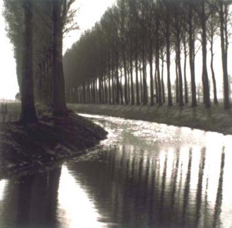Damme, Belgium (4-92-46-11), 1992,19 x 19,28 x 28,or 38 x 38 incharchival pigment print