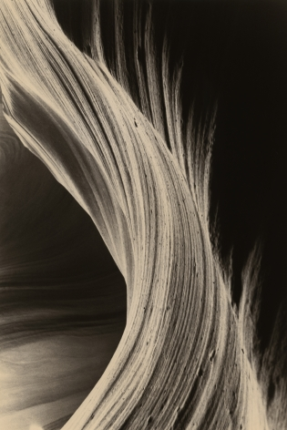 Untitled #1626 (from the series Kawa=Flow), 2014, Gelatin silver print, Edition 3 of 20