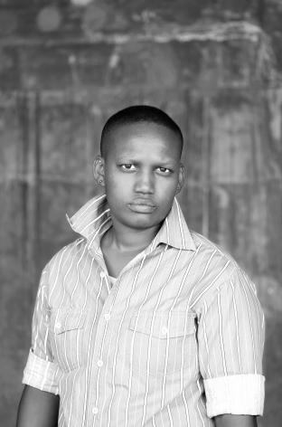 Lesego Thwale, Constitution Hill, Braamfontein, Johannesburg,2012