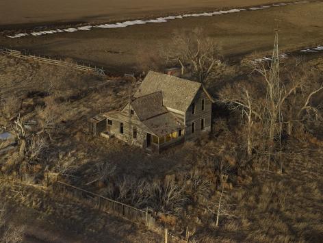 The Yellow Porch, Sheridan County, Nebraska,2013